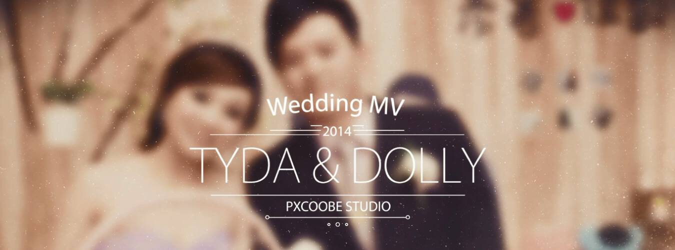 Tyda & Dolly 5D3婚禮錄影
